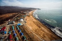 Многодетные семьи Владивостока получат участки наШаморе