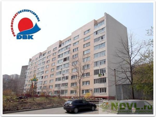 Владивосток, ул. Луговая, 59б. 2-к квартира. Дом снаружи