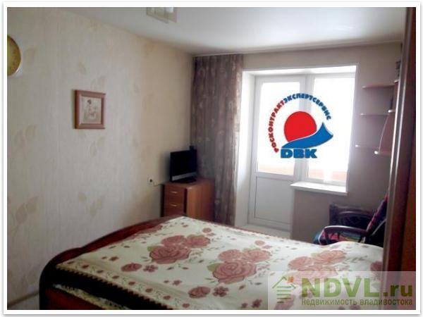 Владивосток, ул. Луговая, 59б. 2-к квартира. Интерьер