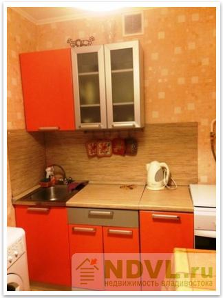 Владивосток, ул. Нерчинская, 27. 2-к квартира.
