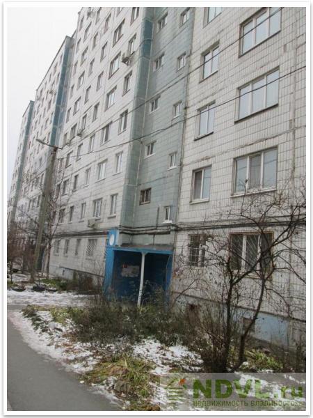 Владивосток, ул. Горийская, 1. 2-к квартира.