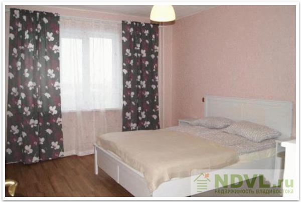 Владивосток, ул. Хабаровская, 24. 2-к квартира.
