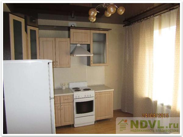 Владивосток, ул. Багратиона, 6. 1-к квартира.