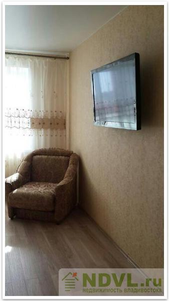 Владивосток, ул. 10-я Рабочая. квартира.