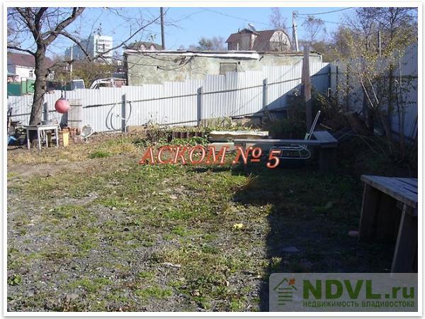 Владивосток, ул. 1-я Поселковая, 1. дом. Вид из окна
