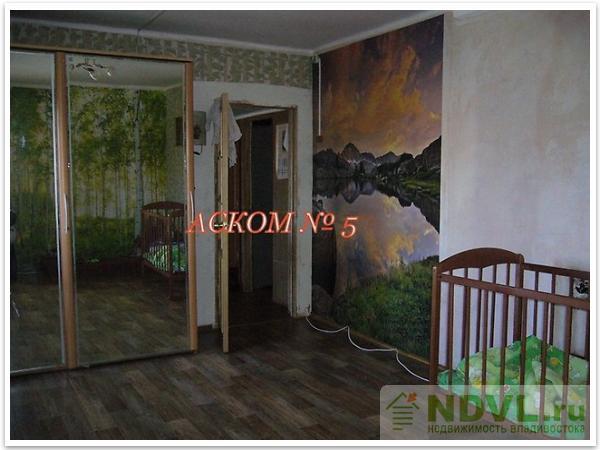 Владивосток, ул. 1-я Поселковая, 1. дом. Интерьер