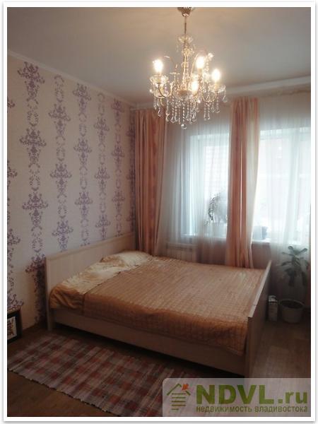 Владивосток, ул. Сабанеева, 16. 2-к квартира. Интерьер