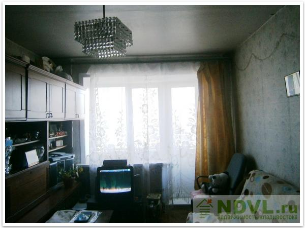 Владивосток, ул. Пологая, 55. 3-к квартира. Интерьер
