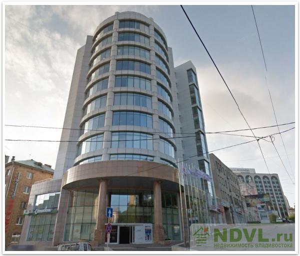 Владивосток, ул. Уборевича, 5а. офис. Дом снаружи
