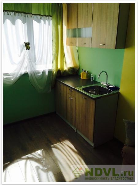 Владивосток, ул. Луговая, 50. квартира. Интерьер